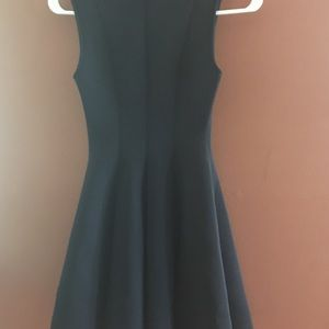 Nasty Gal Dresses - Nasty Gal black neoprene dress.